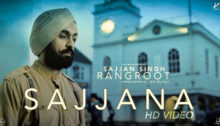 Sajjana Lyrics from Sajjan Singh Rangroot