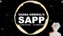 Sapp Lyrics by Vadda Grewal
