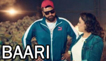 Baari Lyrics by Elly Mangat