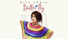 Butterfly Lyrics by Miss Pooja