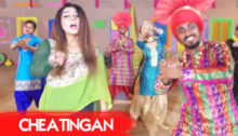 Cheatingan Lyrics by Rupinder Handa