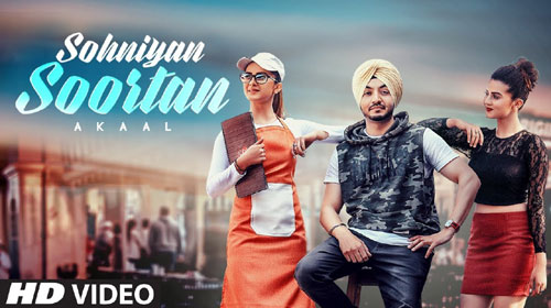 Sohniyan Soortan Lyrics by Akaal