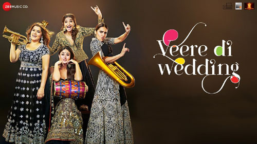 Aa Jao Na Lyrics from Veere Di Wedding