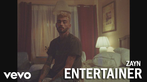 Entertainer Lyrics by ZAYN Malik