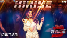 Heeriye Lyrics from Race 3