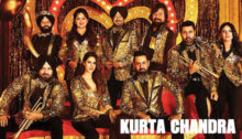 Kurta Chandra Lyrics by Gippy Grewal