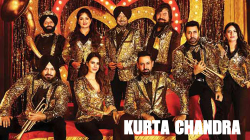 Kurta Chandra Lyrics by Gippy Grewal, Mannat Noor
