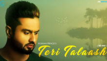 Teri Talaash Lyrics by Roshan Prince