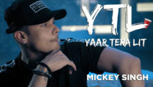 Yaar Tera LIT Lyrics by Mickey Singh