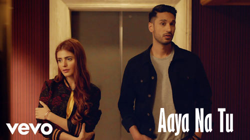 Aaya Na Tu Lyrics by Arjun Kanungo