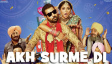 Akh Surme Di Lyrics by Ammy Virk