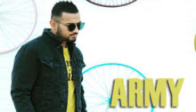 Army Lyrics by Garry Sandhu