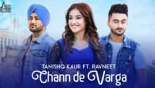 Chann De Varga Lyrics by Tanishq Kaur
