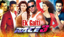 Ek Galti Lyrics from Race 3