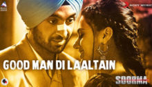 Good Man Di Laaltain Lyrics from Soorma