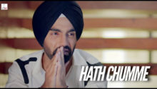 Hath Chumme Lyrics by Ammy Virk