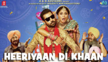 Heeriyaan Di Khaan Lyrics by Ammy Virk