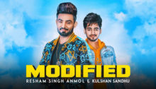 Modified Lyrics by Resham Singh Anmol