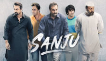 Mujhe Chaand Pe Le Chalo Lyrics from Sanju