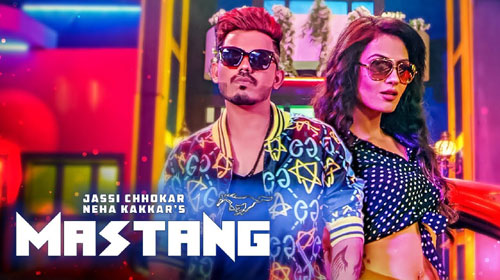 Mustang Lyrics by Neha Kakkar