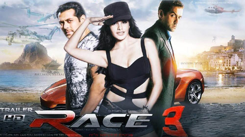 Saansein Hui Dhuan Dhuan Lyrics from Race 3