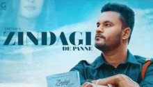 Zindagi De Panne Lyrics by Chetan
