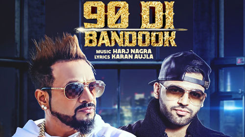 90 Di Bandook Lyrics by Jazzy B