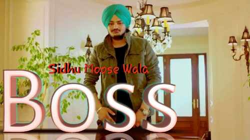 Boss Lyrics by Sidhu Moose Wala