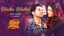 Halka Halka Lyrics from Fanney Khan