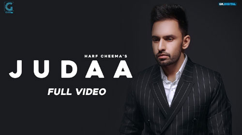 Judaa Lyrics by Harf Cheema