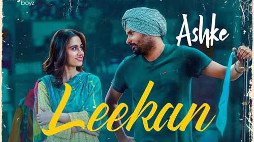 Leekan Lyrics by Amrinder Gill