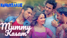 Mummy Kasam Lyrics from Nawabzaade