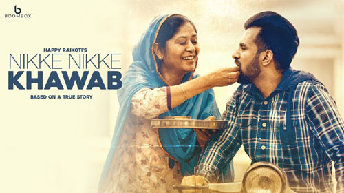 Nikke Nikke Khawab Lyrics by Happy Raikoti