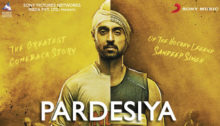 Pardesiya Lyrics from Soorma