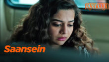 Saansein Lyrics from Karwaan