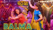 Balma Lyrics from Pataakha