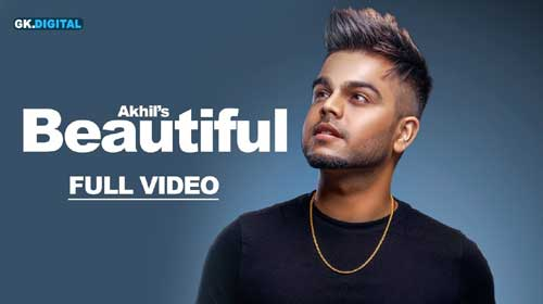 Beautiful Lyrics by Akhil