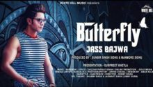 Butterfly Lyrics by Jass Bajwa
