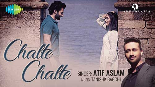 Chalte Chalte Lyrics from Mitron