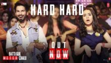 Hard Hard Lyrics from Batti Gul Meter Chalu