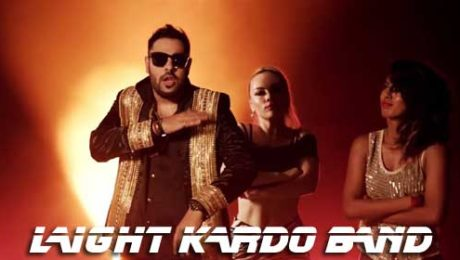 Light Kardo Band Lyrics by Badshah