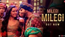 Milegi Milegi Lyrics from Stree