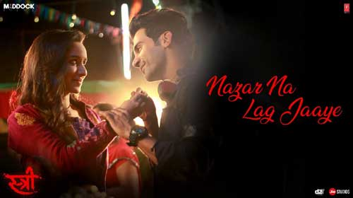 Nazar Na Lag Jaaye Lyrics from Stree