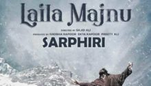 Sarphiri Lyrics from Laila Majnu