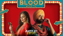 Blood Wich Tu Lyrics by Amrit Maan from Aate Di Chidi
