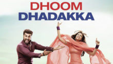 Dhoom Dhadakka Lyrics from Namaste England