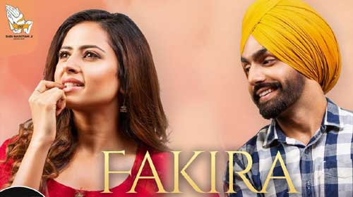 Fakira Lyrics from Qismat feat Ammy Virk