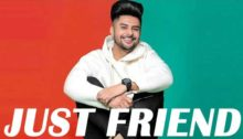 Just Friend Lyrics - Hommi Pabla