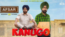 Kanugo Lyrics - Karamjit Anmol from Afsar