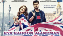 Kya Kahoon Jaaneman Lyrics from Namaste England